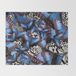 Spread your wings and fly Throw Blanket