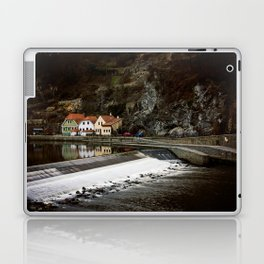 Little Cesky Krumlov Neighbourhood Laptop & iPad Skin