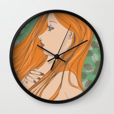 Eve (Saturday's Child) Wall Clock