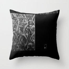 MONOCHROME - MC10 -MTLL Throw Pillow