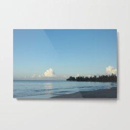 SUNSET IN PUERTO RICO Metal Print