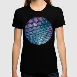 Colorful Geometric Pattern T-shirt