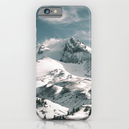 Mount Hood IV iPhone Case