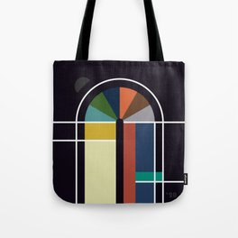 door Tote Bag