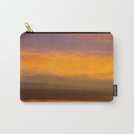 Strips of Fire Carry-All Pouch