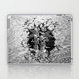 The Myth of Totummy Laptop & iPad Skin