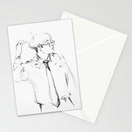 Jet lag Stationery Cards
