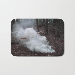 I ain't afraid of no ghost Bath Mat