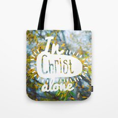 my Hope is found Tote Bag