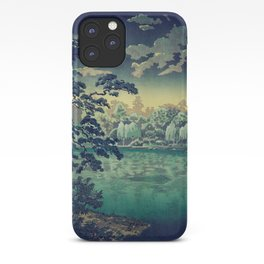 At Yasa Bay iPhone Case