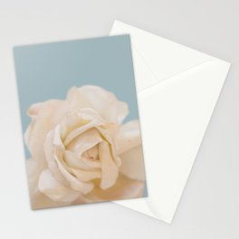 IVORY ROSE Stationery Cards