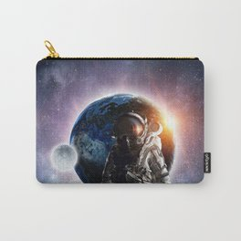 Galaxy astronaut Carry-All Pouch