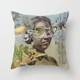 OF NO CONSEQUENCE Throw Pillow