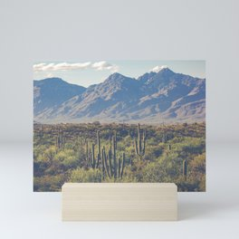 Wild West III - Tucson Mini Art Print