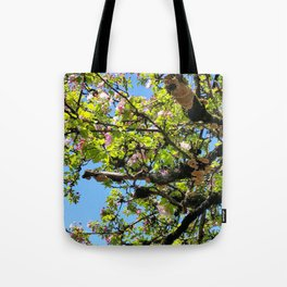 Life in the sunlight Tote Bag