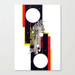 Thodeau Canvas Print