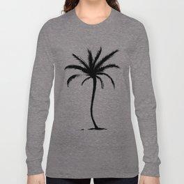 Classic Palm Tree Long Sleeve T-shirt