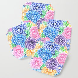 Masked Flora Collection Bloom Coaster