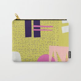 The Shape of Things to Come Carry-All Pouch