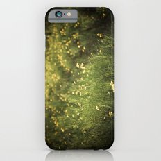 field of yellow flowers. iPhone 6s Slim Case
