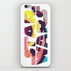 Star Wars Watercolor Mixed Media iPhone & iPod Skin