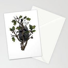 Oak Opossum by Boo Hag Stationery Cards