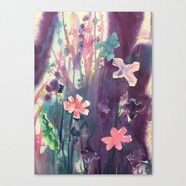 Wildflowers II Canvas Print