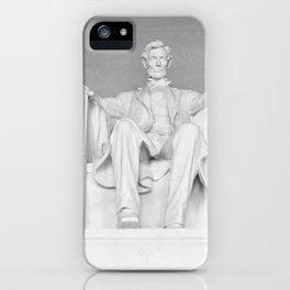 Lincoln Memorial Washington DC iPhone Case