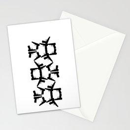 Pistol Robots Stationery Cards