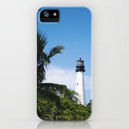 Lighthouse II iPhone Case