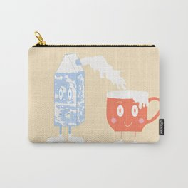 Milky Couple Carry-All Pouch