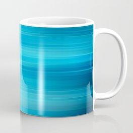 Blue Waves II Coffee Mug