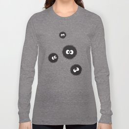 Susuwatari Long Sleeve T-shirt