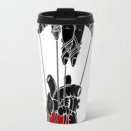Heart Strings Travel Mug