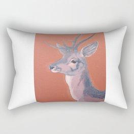 Deer 1 Rectangular Pillow