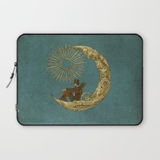 Moon Travel Laptop Sleeve