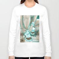 air jordan Long Sleeve T-shirts featuring Air Jordan XI by Maurice Creative