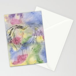 We Share One Heart Stationery Cards