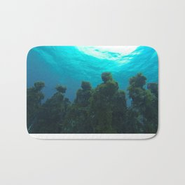 From the bottom of the ocean Bath Mat