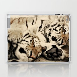I'll keep you warm... Laptop & iPad Skin