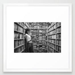 Time Slipped Away... Framed Art Print