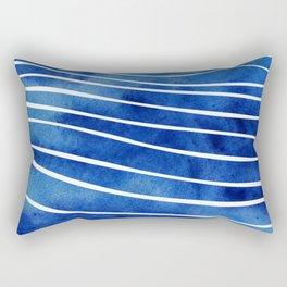 Tide XI Rectangular Pillow