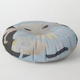Psilocybe Floor Pillow