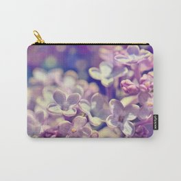 Spring 301 lilac Carry-All Pouch