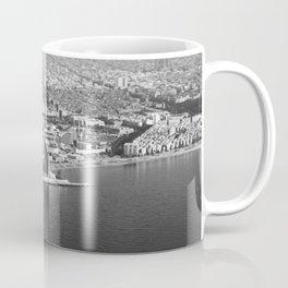 Aerial view Coffee Mug