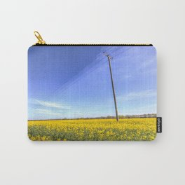 Summer English Farm Carry-All Pouch