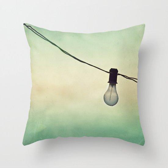 Dreams & Ideas  Throw Pillow