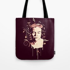 Harry Styles - Vector Art Tote Bag