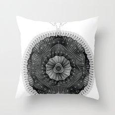Spirobling XXIII Throw Pillow