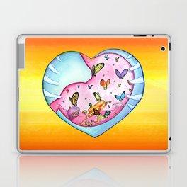 All a Flutter Laptop & iPad Skin